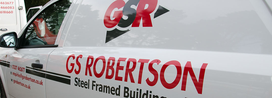 About GS Robertson